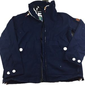 Penfield 65/35 Hudson Waxed Cotton Jacket - EUC, S